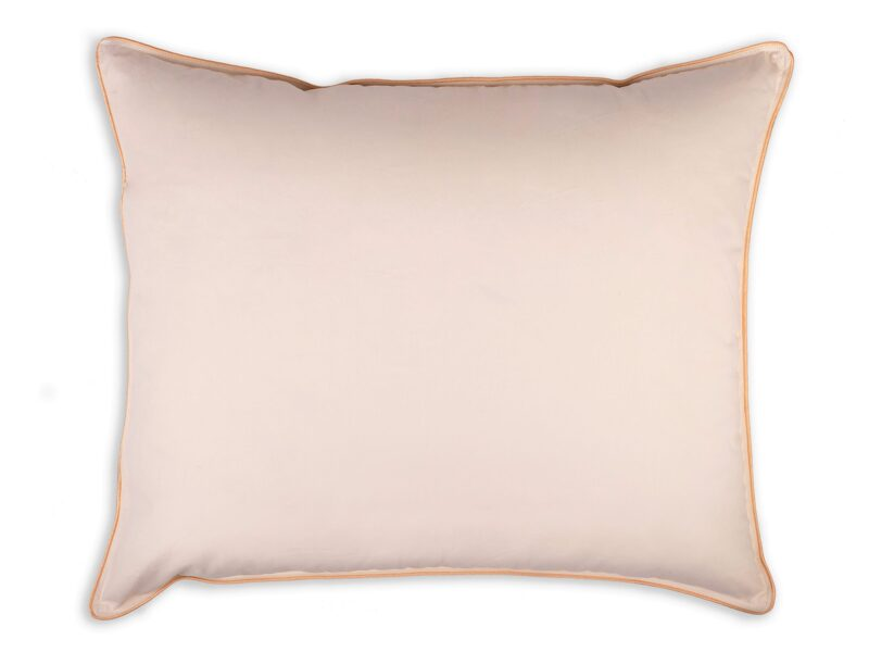 Ecological goose down pillow RL31 with 0.35KG down filling 50x60cm