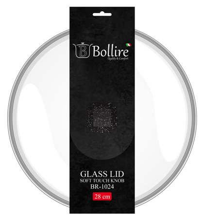 Glass cover 28cm BR-1024