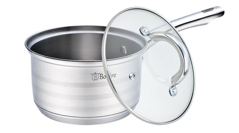 Sauce pot with lid 1.6L BR-2001