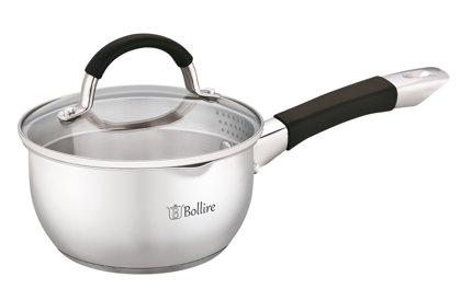 Sauce pot with lid 1.4L BR-2401
