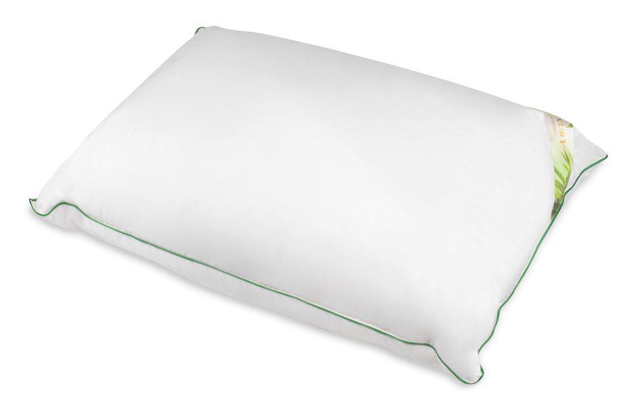 Premium cotton pillow RL100 with bamboo fiber filling 50x70cm