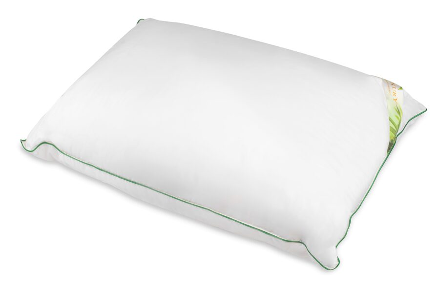 Premium cotton pillow RL101 with bamboo fiber filling 40x60cm