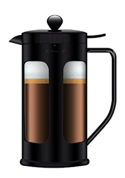 Coffee press 0.6L BR-3302